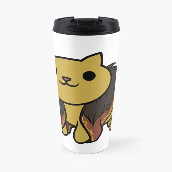 Cullen the Cat Travel Mug