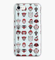 Unmasked iPhone Case/Skin