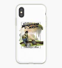 Hillbilly Turtle iPhone Case