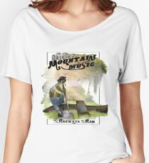 Hillbilly Turtle Women's Relaxed Fit T-Shirt