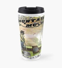 Hillbilly Turtle Travel Mug