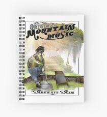 Hillbilly Turtle Spiral Notebook