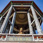 Kek Lok Si temple, Penang  by Funkylikeabee