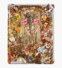 Vintage Circus iPad Case/Skin