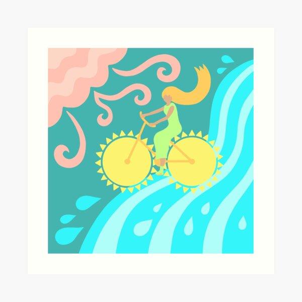 Renewable Energy Art Print