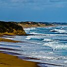 Kilcunda Beach by Tom Newman