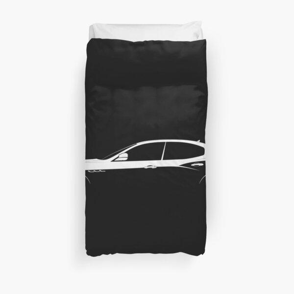 Maserati Ghibli S Silhouette Housse de couette