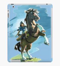 Link from Zelda Wii U iPad Case/Skin
