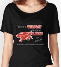Wildcats Women's Relaxed Fit T-Shirt