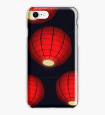 Paper Lanterns iPhone Case/Skin