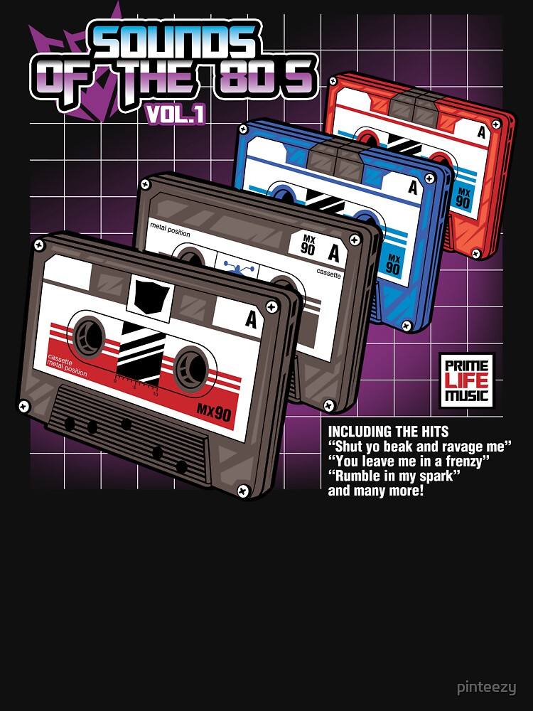 Sounds of the 80s vol.1 | Unisex T-Shirt