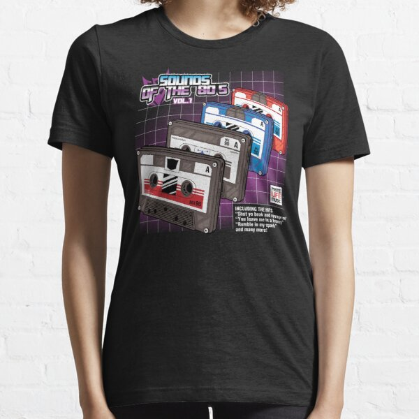 Sounds of the 80s vol.1 Essential T-Shirt