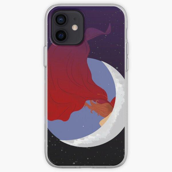 Die Mondchroniken - Scharlachrot iPhone Flexible Hülle