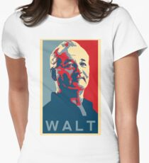 Bill Murray, Walter Gunderson, Parks and Rec Women's Fitted T-Shirt