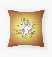 Helios #1 Throw Pillow