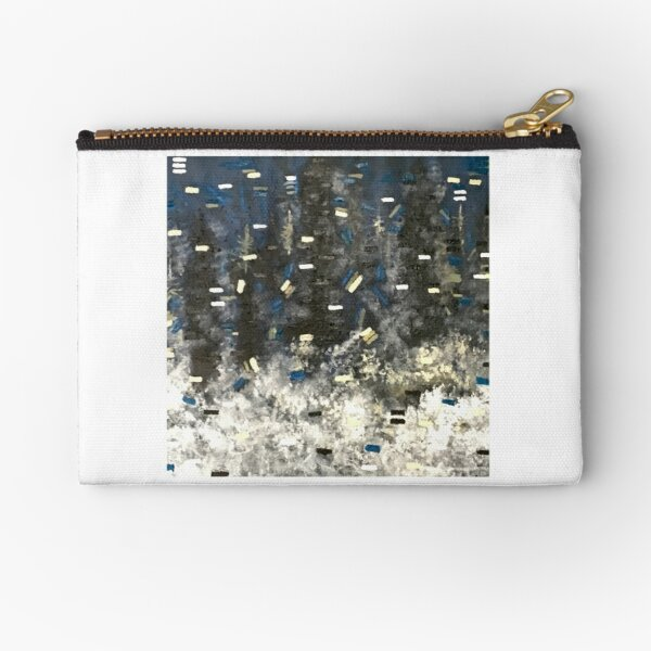 scattered  Zipper Pouch