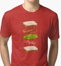 BLT PERFECTION BLUEPRINT tm Tri-blend T-Shirt