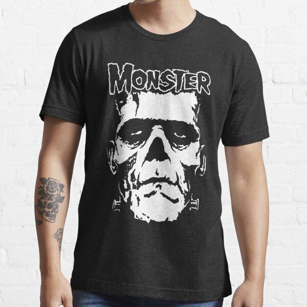 The Monster Skull Essential T-Shirt