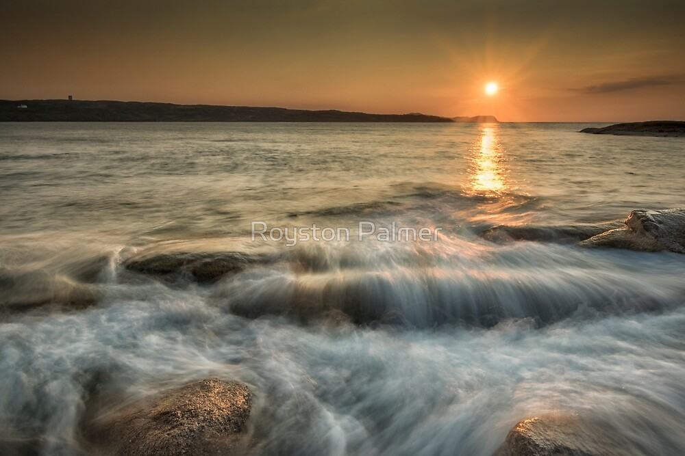 Mullaghderg Beach - Donegal by Royston Palmer
