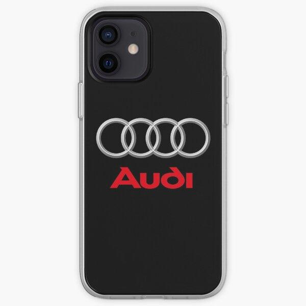 Voiture de sport-Audi Coque souple iPhone