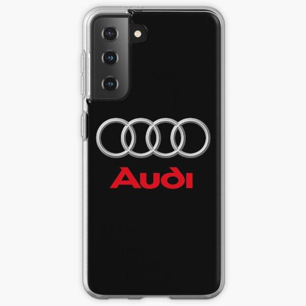 Voiture de sport-Audi Coque souple Samsung Galaxy