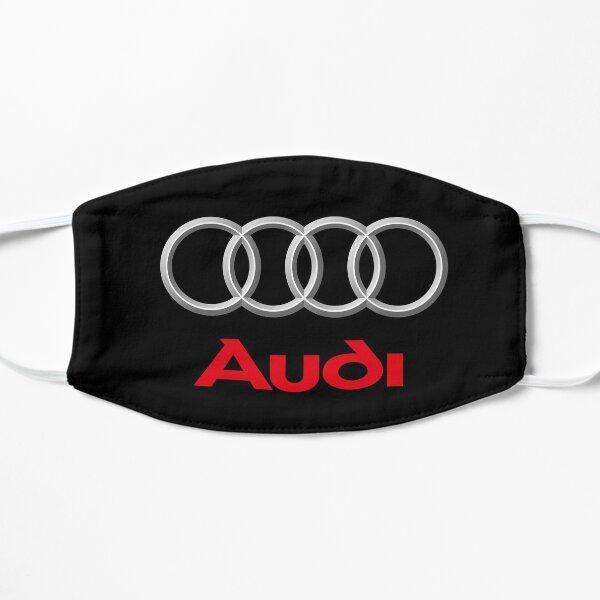 Coche deportivo-Audi Mascarilla plana