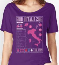 Giro d'Italia 2016 Women's Relaxed Fit T-Shirt