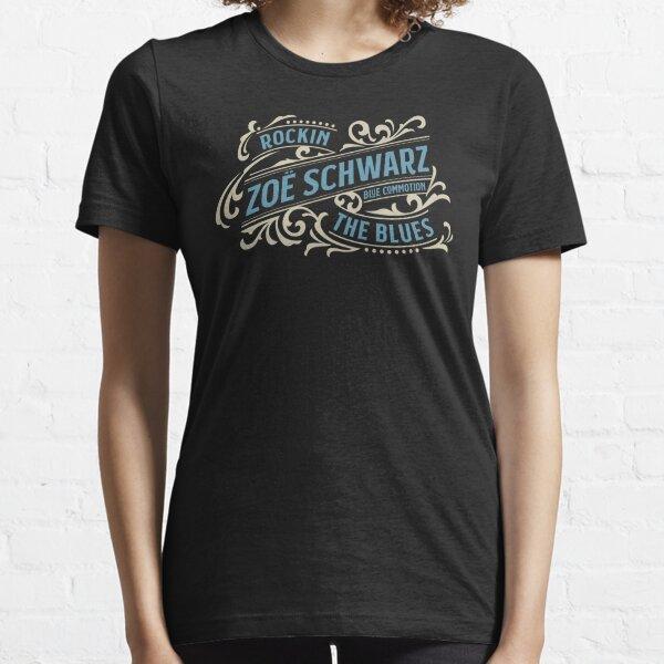 Rockin The Blues Vintage Design Essential T-Shirt