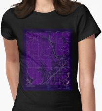 USGS TOPO Map Alabama AL Doran Cove 303696 1936 24000 Inverted T-Shirt