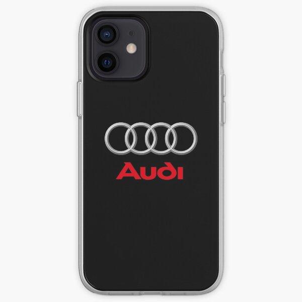 4 anneaux audi-best-seller Coque souple iPhone