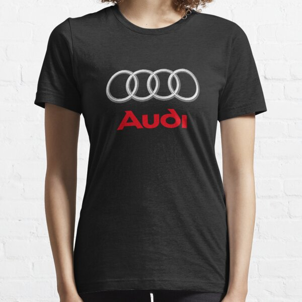 4 ring audi-best selling Essential T-Shirt