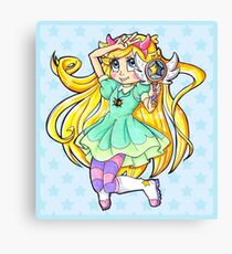 Star Butterfly - Season 2 Canvas Print