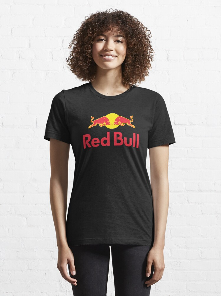 Alternate view of Red-Drink Essential T-Shirt