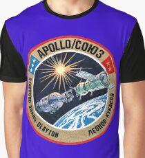 ASTP (Apollo-Sojus-Testprojekt) Grafik T-Shirt