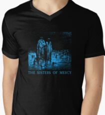 The Sisters Of Mercy - The Worlds End - Body and soul Mens V-Neck T-Shirt