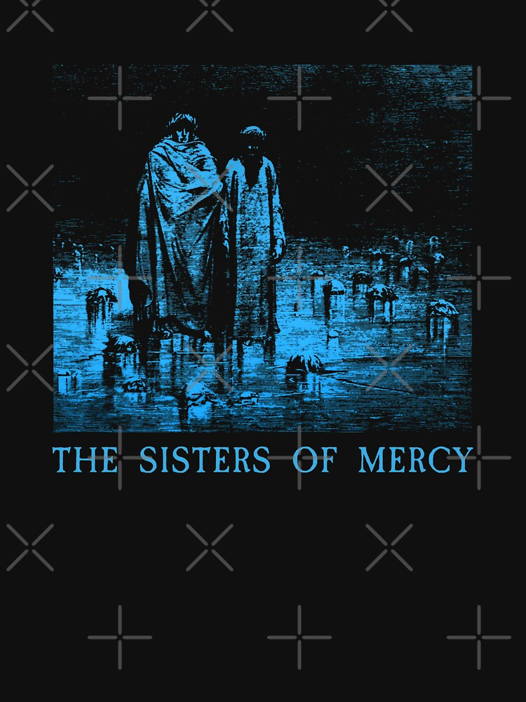 The Sisters Of Mercy - The Worlds End - Body and soul by createdezign