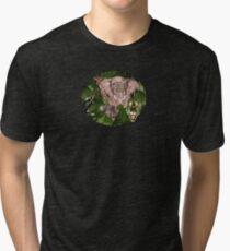 Wild Jungle Tri-blend T-Shirt