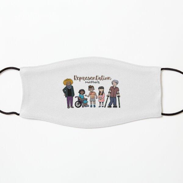 Diversity Among Us Kids Mask