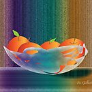 Fruit Bowl by IrisGelbart