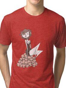 Vampire Tri-blend T-Shirt