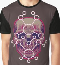 Scifi skull Graphic T-Shirt