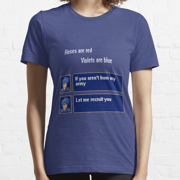 Fire Emblem Marth poem Essential T-Shirt