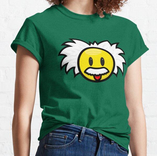 Einstein Smiley Classic T-Shirt