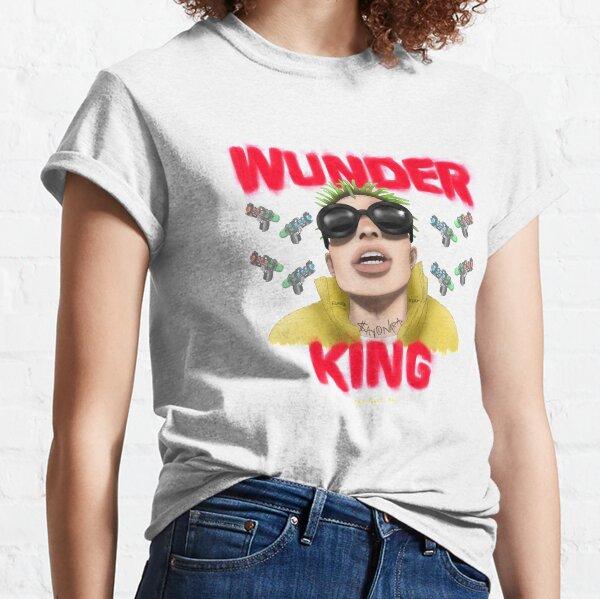Miracle King Sayonara Boy Eldzhey Элджей Allj por Elinor Keat w Camiseta clásica