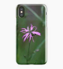 Flower of a Ragged-Robin iPhone Case/Skin