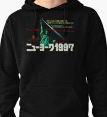 1997. New York City is now a maximum security prison. Breaking out is impossible. Breaking in is insane. Pullover Hoodie