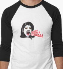 Maldita Lisiada Men's Baseball ¾ T-Shirt