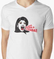 Maldita Lisiada Men's V-Neck T-Shirt