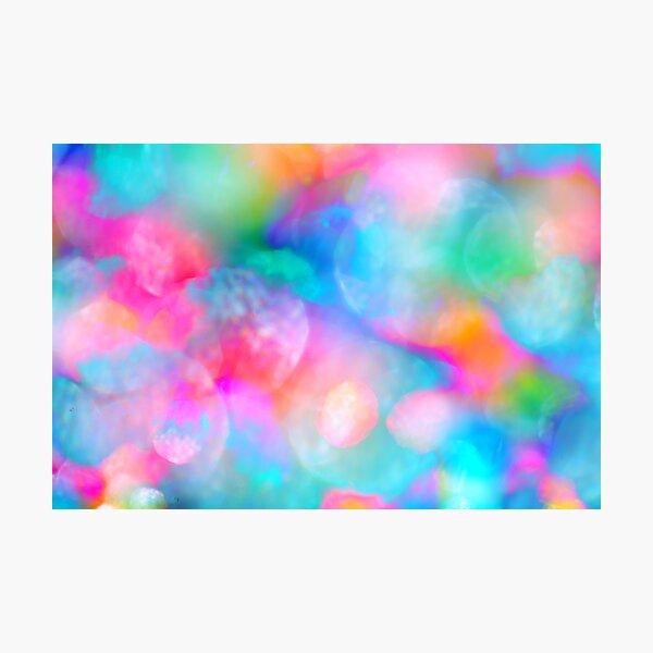 Blurred Vision Photographic Print