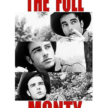 Montgomery Clift - The Full Monty ver.2 by Shazzynwa